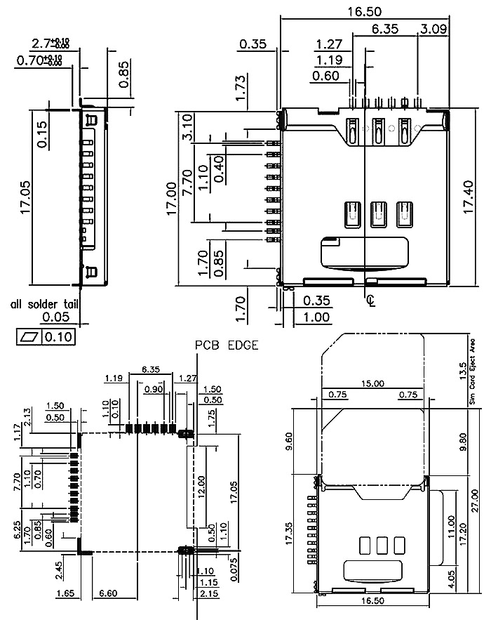 电路 电路图 电子 原理图 700_883 竖版 竖屏